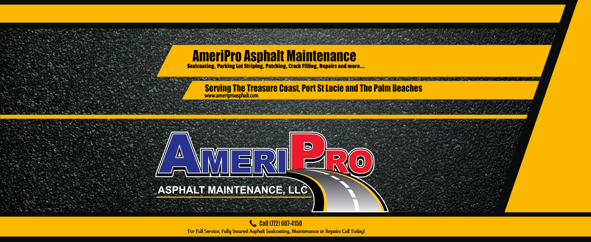 asphalt sealcoating company florida