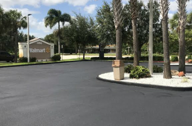 asphalt sealcoating - ameripro